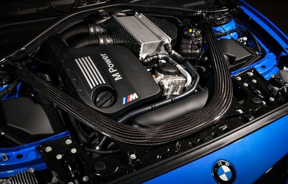 BMW a prezentat noul M2 CS: accesorii de caroserie din fibră de carbon, motor de 3.0 litri cu 450 CP și 4 secunde pentru 0-100 km/h - Poza 80