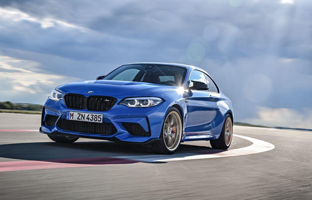 BMW a prezentat noul M2 CS: accesorii de caroserie din fibră de carbon, motor de 3.0 litri cu 450 CP și 4 secunde pentru 0-100 km/h - Poza 29