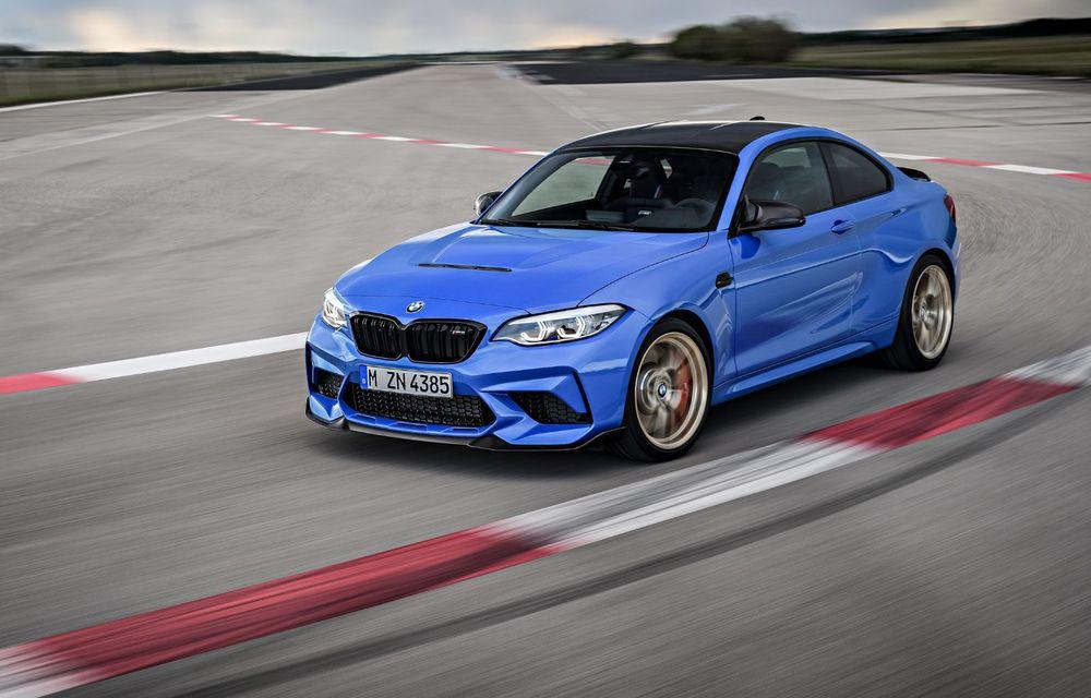 BMW a prezentat noul M2 CS: accesorii de caroserie din fibră de carbon, motor de 3.0 litri cu 450 CP și 4 secunde pentru 0-100 km/h - Poza 37