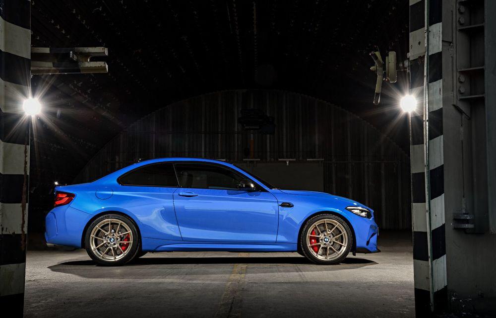 BMW a prezentat noul M2 CS: accesorii de caroserie din fibră de carbon, motor de 3.0 litri cu 450 CP și 4 secunde pentru 0-100 km/h - Poza 9