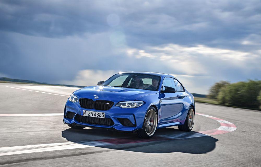 BMW a prezentat noul M2 CS: accesorii de caroserie din fibră de carbon, motor de 3.0 litri cu 450 CP și 4 secunde pentru 0-100 km/h - Poza 24
