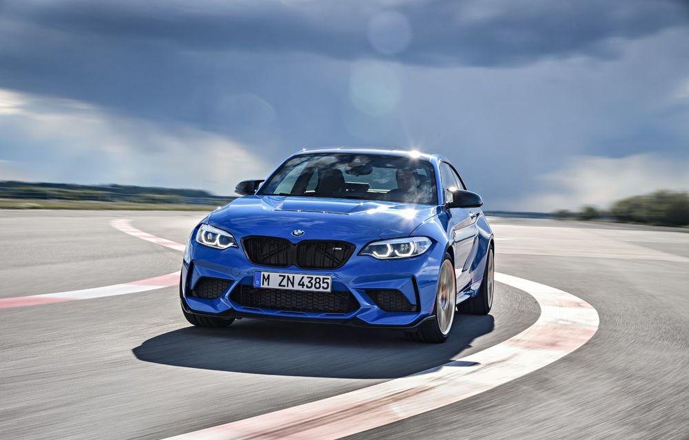 BMW a prezentat noul M2 CS: accesorii de caroserie din fibră de carbon, motor de 3.0 litri cu 450 CP și 4 secunde pentru 0-100 km/h - Poza 31