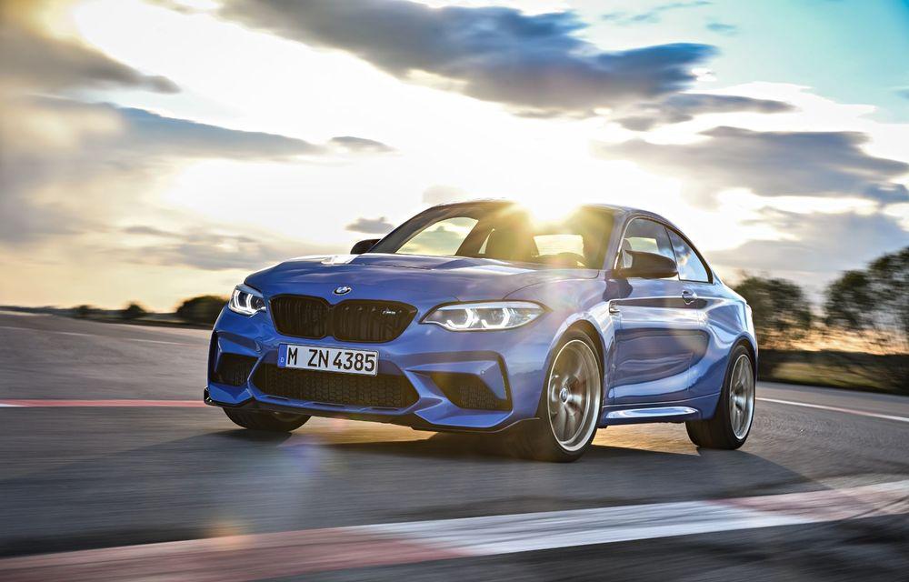 BMW a prezentat noul M2 CS: accesorii de caroserie din fibră de carbon, motor de 3.0 litri cu 450 CP și 4 secunde pentru 0-100 km/h - Poza 36