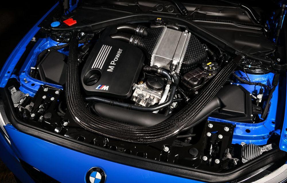 BMW a prezentat noul M2 CS: accesorii de caroserie din fibră de carbon, motor de 3.0 litri cu 450 CP și 4 secunde pentru 0-100 km/h - Poza 79