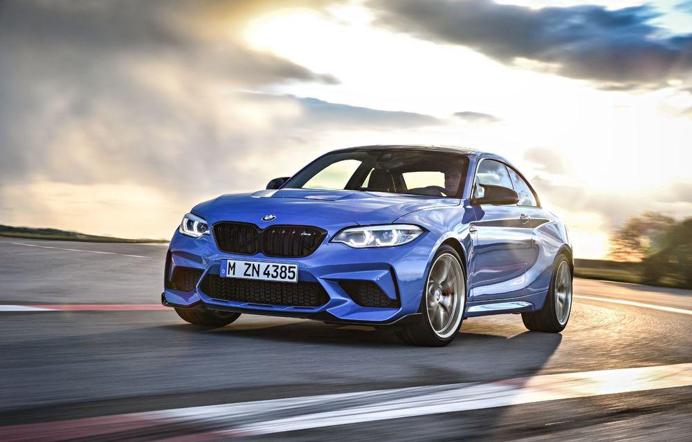 BMW a prezentat noul M2 CS: accesorii de caroserie din fibră de carbon, motor de 3.0 litri cu 450 CP și 4 secunde pentru 0-100 km/h - Poza 32