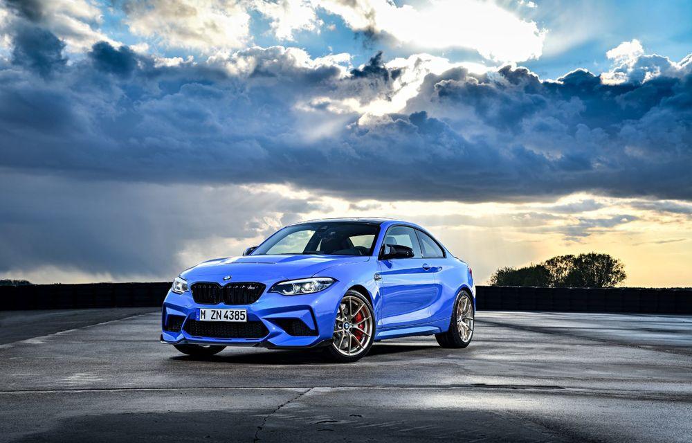 BMW a prezentat noul M2 CS: accesorii de caroserie din fibră de carbon, motor de 3.0 litri cu 450 CP și 4 secunde pentru 0-100 km/h - Poza 18