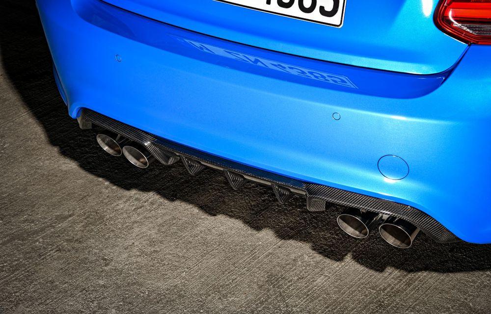 BMW a prezentat noul M2 CS: accesorii de caroserie din fibră de carbon, motor de 3.0 litri cu 450 CP și 4 secunde pentru 0-100 km/h - Poza 64