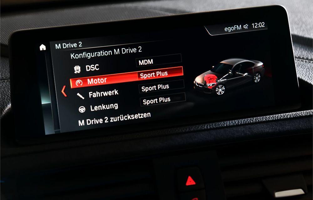 BMW a prezentat noul M2 CS: accesorii de caroserie din fibră de carbon, motor de 3.0 litri cu 450 CP și 4 secunde pentru 0-100 km/h - Poza 77