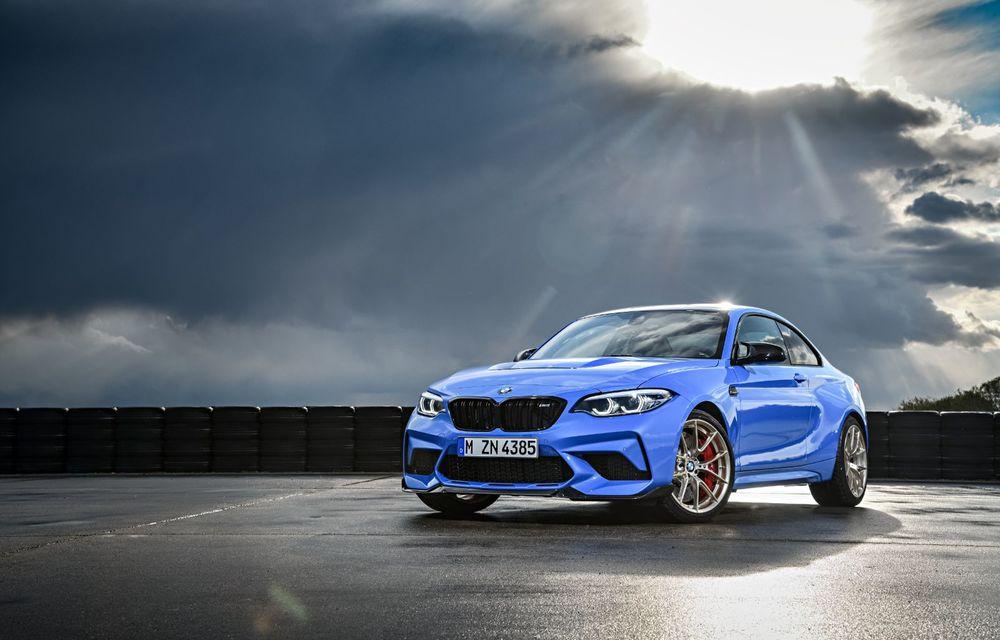 BMW a prezentat noul M2 CS: accesorii de caroserie din fibră de carbon, motor de 3.0 litri cu 450 CP și 4 secunde pentru 0-100 km/h - Poza 15
