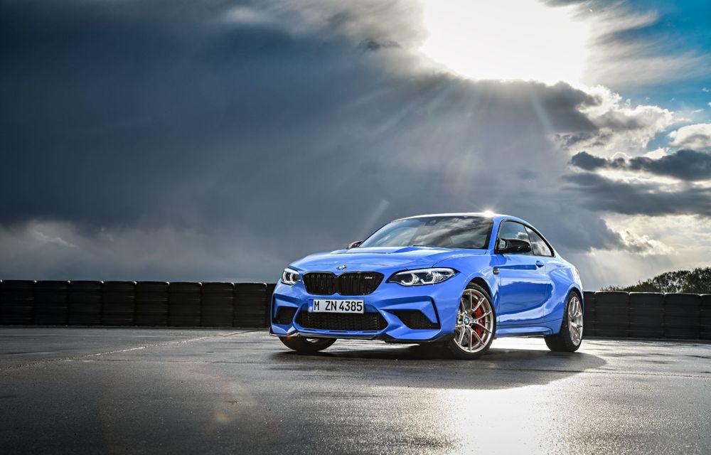 BMW a prezentat noul M2 CS: accesorii de caroserie din fibră de carbon, motor de 3.0 litri cu 450 CP și 4 secunde pentru 0-100 km/h - Poza 16