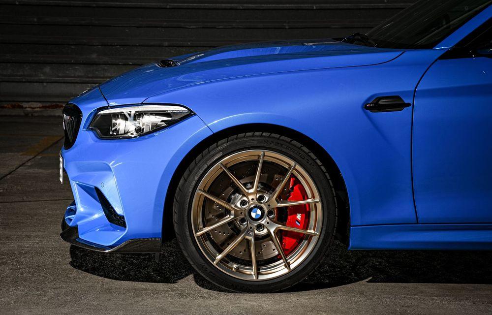 BMW a prezentat noul M2 CS: accesorii de caroserie din fibră de carbon, motor de 3.0 litri cu 450 CP și 4 secunde pentru 0-100 km/h - Poza 54