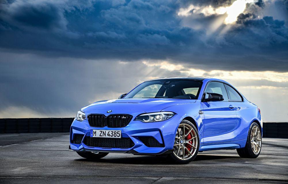 BMW a prezentat noul M2 CS: accesorii de caroserie din fibră de carbon, motor de 3.0 litri cu 450 CP și 4 secunde pentru 0-100 km/h - Poza 17