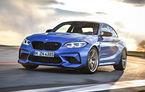 BMW a prezentat noul M2 CS: accesorii de caroserie din fibră de carbon, motor de 3.0 litri cu 450 CP și 4 secunde pentru 0-100 km/h