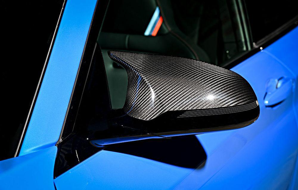 BMW a prezentat noul M2 CS: accesorii de caroserie din fibră de carbon, motor de 3.0 litri cu 450 CP și 4 secunde pentru 0-100 km/h - Poza 58