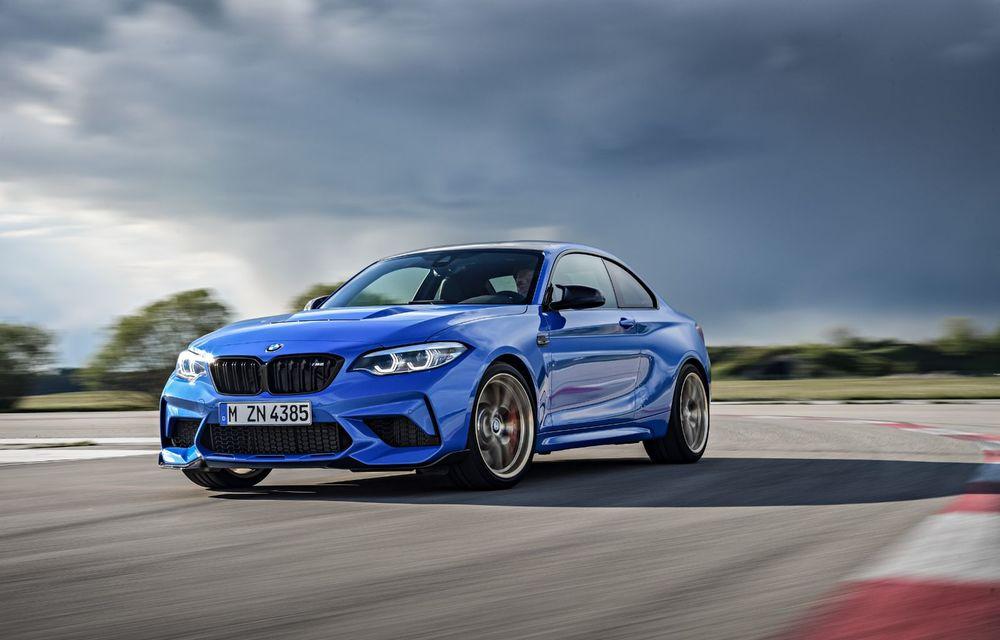 BMW a prezentat noul M2 CS: accesorii de caroserie din fibră de carbon, motor de 3.0 litri cu 450 CP și 4 secunde pentru 0-100 km/h - Poza 33