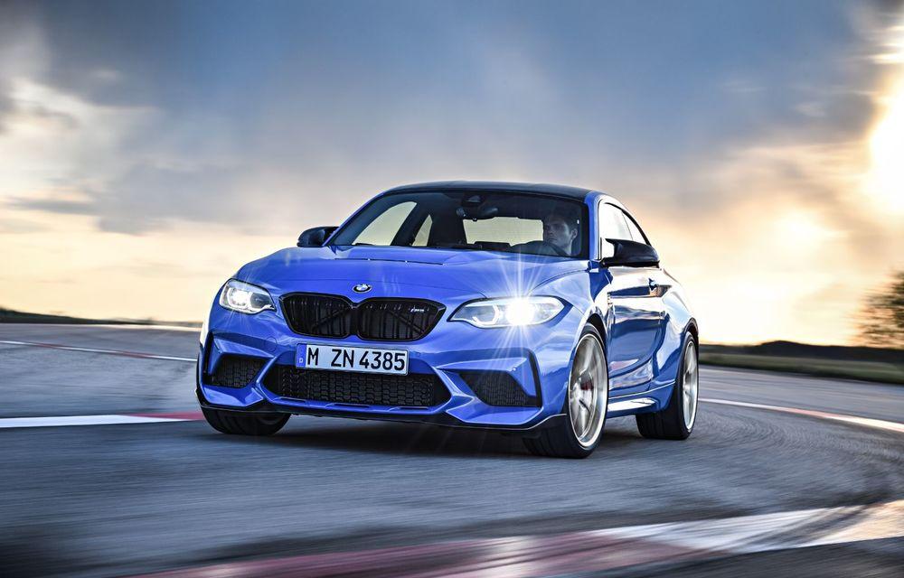 BMW a prezentat noul M2 CS: accesorii de caroserie din fibră de carbon, motor de 3.0 litri cu 450 CP și 4 secunde pentru 0-100 km/h - Poza 34