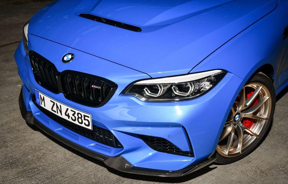 BMW a prezentat noul M2 CS: accesorii de caroserie din fibră de carbon, motor de 3.0 litri cu 450 CP și 4 secunde pentru 0-100 km/h - Poza 49