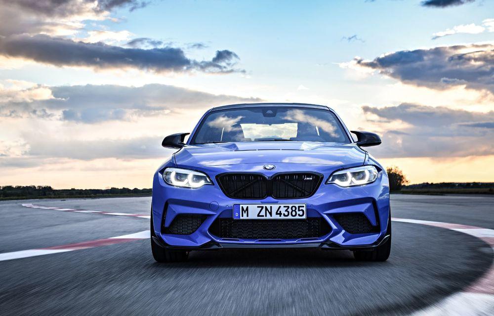 BMW a prezentat noul M2 CS: accesorii de caroserie din fibră de carbon, motor de 3.0 litri cu 450 CP și 4 secunde pentru 0-100 km/h - Poza 43