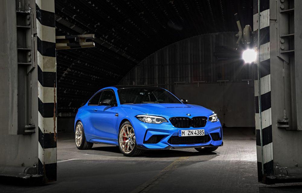 BMW a prezentat noul M2 CS: accesorii de caroserie din fibră de carbon, motor de 3.0 litri cu 450 CP și 4 secunde pentru 0-100 km/h - Poza 6