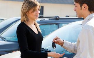 Proiect: Șoferii vor primi la cerere mașină de schimb în cel mult o zi atunci când lăsa mașina în service pe asigurarea RCA