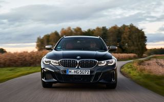 BMW Seria 3 Touring ar putea primi o nouă versiune diesel de top: M340d xDrive Touring va oferi 326 CP