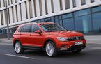 Volkswagen recheamă 250 de unități Tiguan, Passat CC și Sharan în service: posibilă defecțiune la airbag-uri