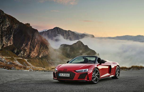 Audi a prezentat R8 V10 RWD: motor aspirat de 5.2 litri cu 540 CP și roți motrice spate - Poza 44
