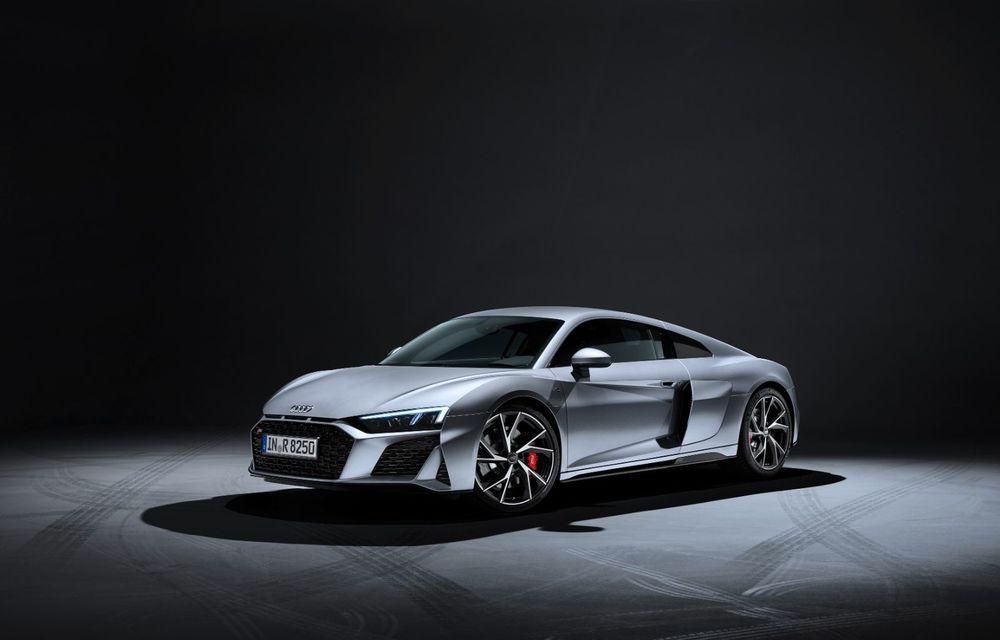 Audi a prezentat R8 V10 RWD: motor aspirat de 5.2 litri cu 540 CP și roți motrice spate - Poza 20