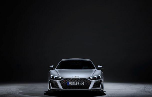 Audi a prezentat R8 V10 RWD: motor aspirat de 5.2 litri cu 540 CP și roți motrice spate - Poza 24