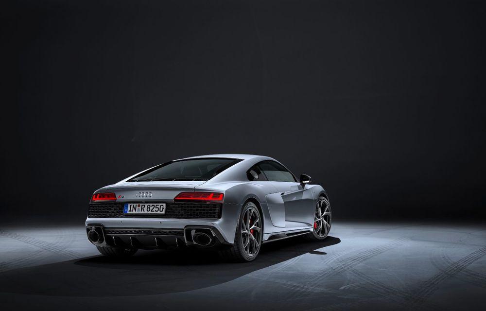 Audi a prezentat R8 V10 RWD: motor aspirat de 5.2 litri cu 540 CP și roți motrice spate - Poza 22