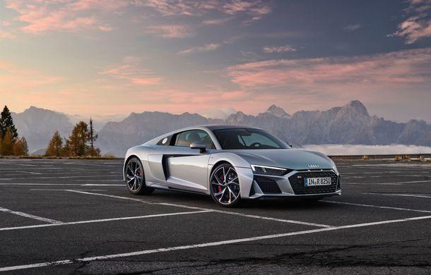 Audi a prezentat R8 V10 RWD: motor aspirat de 5.2 litri cu 540 CP și roți motrice spate - Poza 9