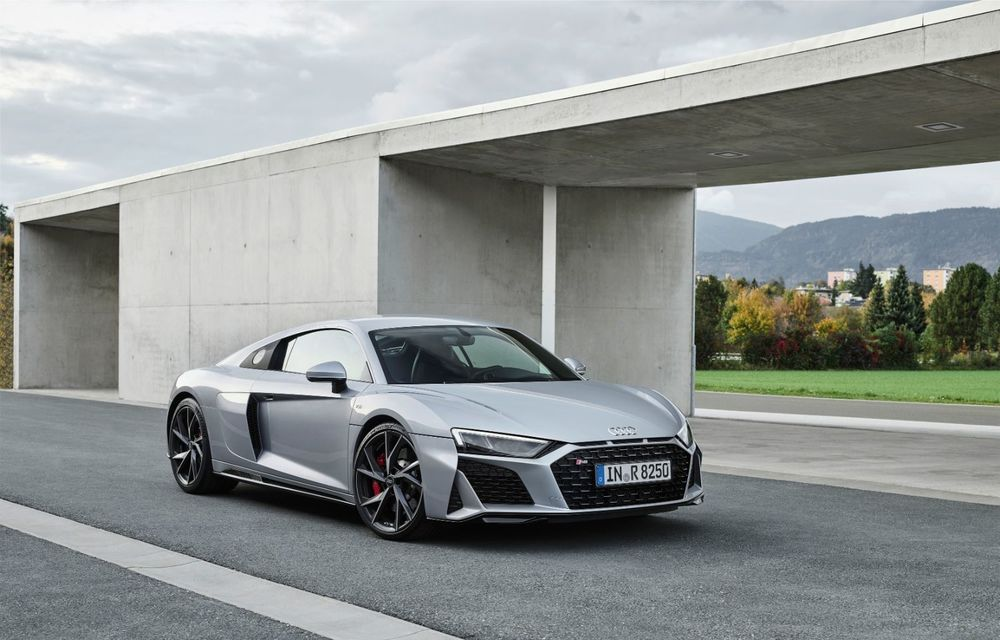 Audi a prezentat R8 V10 RWD: motor aspirat de 5.2 litri cu 540 CP și roți motrice spate - Poza 18