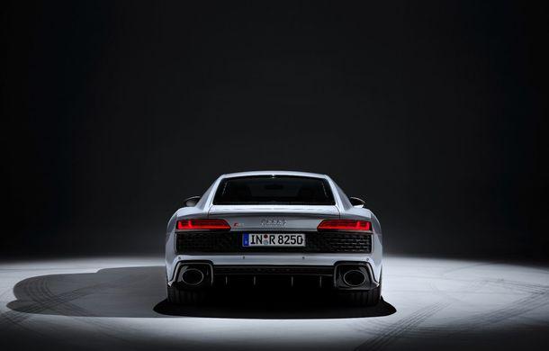 Audi a prezentat R8 V10 RWD: motor aspirat de 5.2 litri cu 540 CP și roți motrice spate - Poza 25