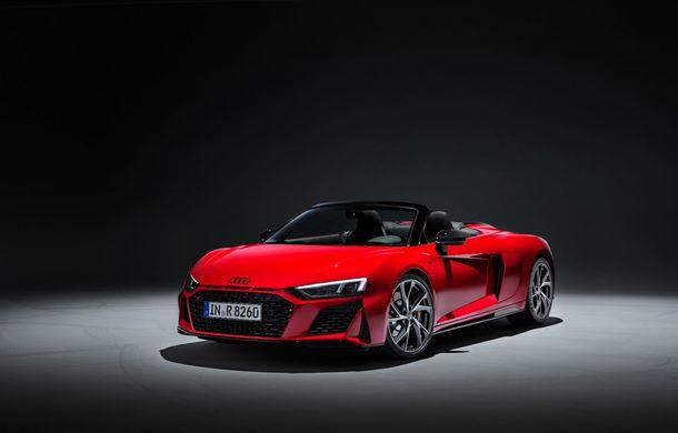 Audi a prezentat R8 V10 RWD: motor aspirat de 5.2 litri cu 540 CP și roți motrice spate - Poza 40