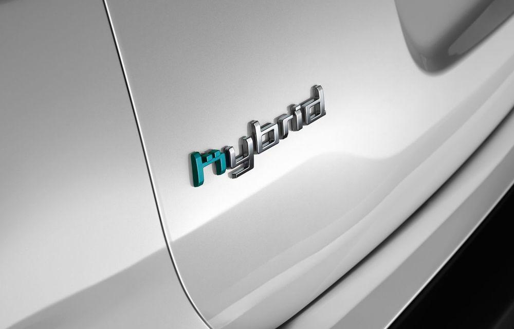 Citroen C5 Aircross Hybrid: versiunea plug-in hybrid a SUV-ului are 225 de cai putere și autonomie electrică de 50 de kilometri - Poza 15