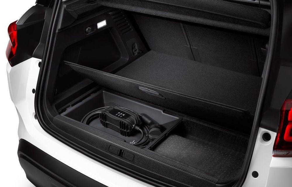 Citroen C5 Aircross Hybrid: versiunea plug-in hybrid a SUV-ului are 225 de cai putere și autonomie electrică de 50 de kilometri - Poza 33