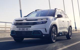 Citroen C5 Aircross Hybrid: versiunea plug-in hybrid a SUV-ului are 225 de cai putere și autonomie electrică de 50 de kilometri