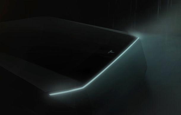 Noua promisiune a lui Elon Musk: pick-up-ul Tesla va fi prezentat pe 21 noiembrie, la Los Angeles - Poza 1