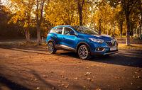 Test drive Renault Kadjar facelift
