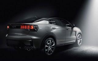 Lynk&Co publică primele imagini cu un nou model: constructorul chinez ar putea prezenta în curând un SUV coupe