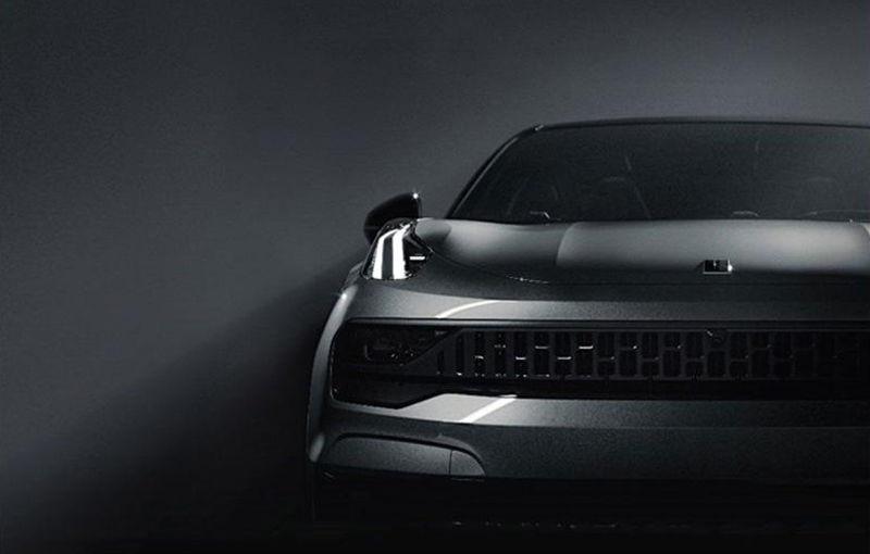 Lynk&Co publică primele imagini cu un nou model: constructorul chinez ar putea prezenta în curând un SUV coupe - Poza 2