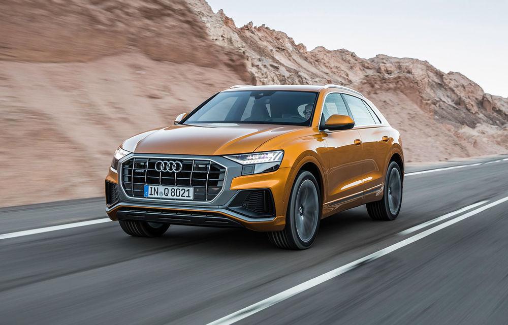 Vânzări premium în luna octombrie: Audi reușește o îmbunătățire a rezultatului cu aproape 27%. BMW și Mercedes-Benz obțin creșteri de până la 5% - Poza 1