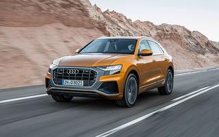 Vânzări premium în luna octombrie: Audi reușește o îmbunătățire a rezultatului cu aproape 27%. BMW și Mercedes-Benz obțin creșteri de până la 5%