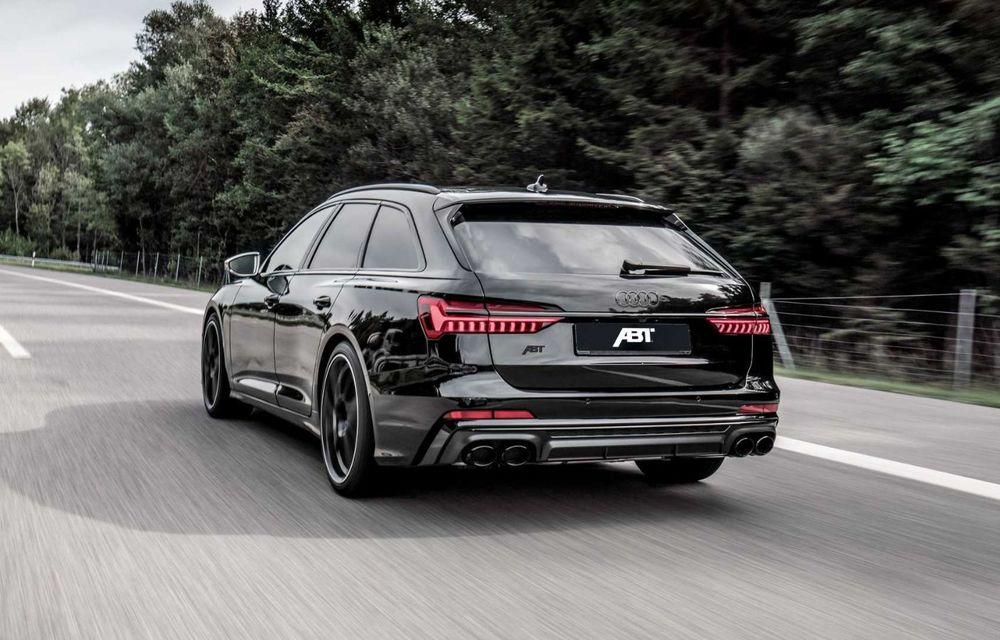 Tunerul ABT lansează un pachet de performanță pentru Audi S6 Avant: motorul diesel de 3.0 litri dezvoltă 384 CP și 760 Nm - Poza 4