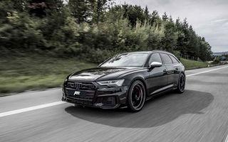 Tunerul ABT lansează un pachet de performanță pentru Audi S6 Avant: motorul diesel de 3.0 litri dezvoltă 384 CP și 760 Nm