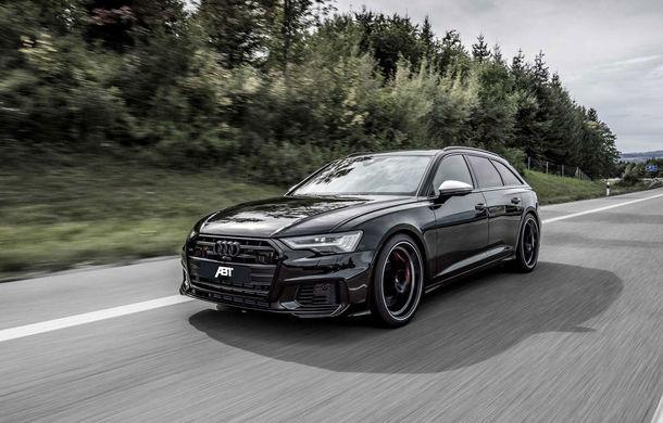 Tunerul ABT lansează un pachet de performanță pentru Audi S6 Avant: motorul diesel de 3.0 litri dezvoltă 384 CP și 760 Nm - Poza 1
