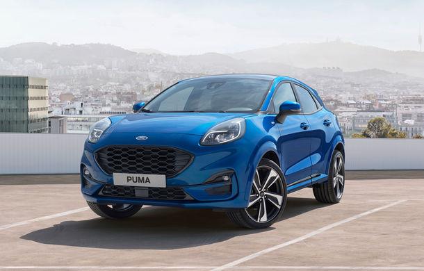 Ford Puma ar putea primi o versiune de performanță: SUV-ul va împrumuta motorul de 200 CP disponibil pe Fiesta ST - Poza 1