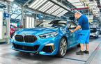 BMW Seria 2 Gran Coupe a intrat pe linia de asamblare: noul model de clasă compactă este produs la fabrica din Leipzig