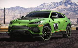 Versiune nouă pentru Lamborghini Urus: SUV-ul italienilor ar putea primi o variantă și mai performantă