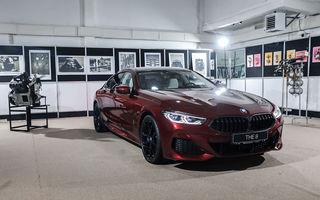 Noul BMW Seria 8 Gran Coupe a ajuns în România: modelul producătorului german pornește de la 93.000 de euro